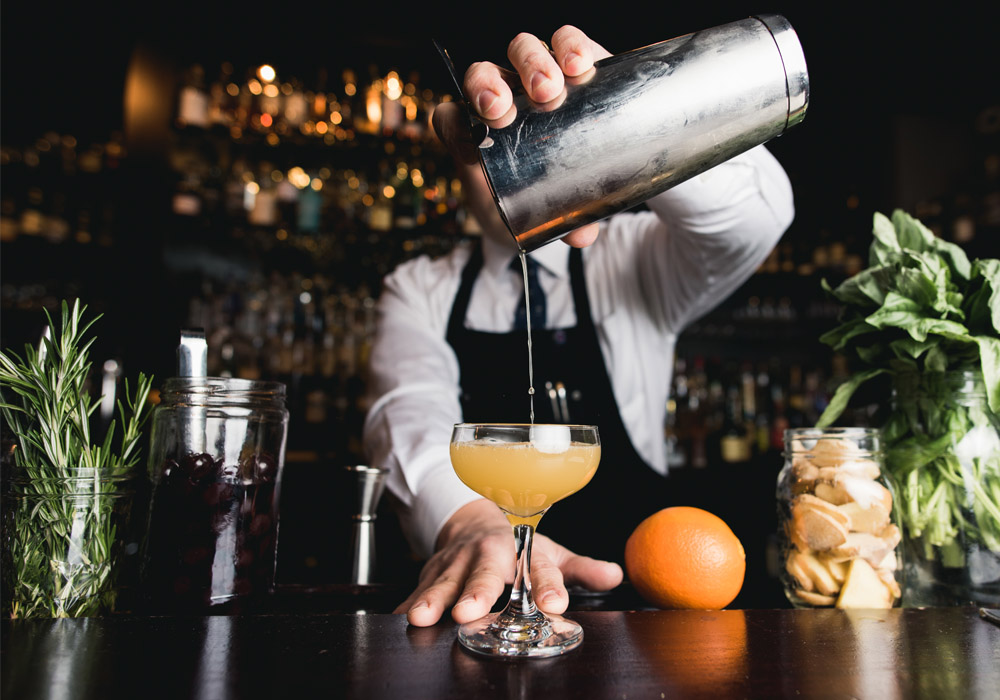 bartender in tampa